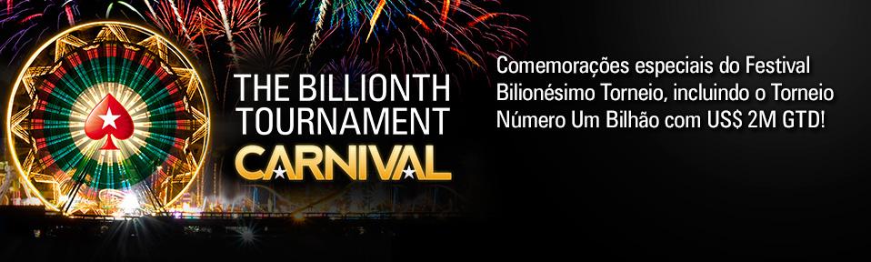Billionth Tournament Carnival