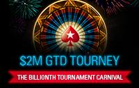 Tourney Number 800 Million