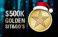 $500,000 Golden Sit & Go's