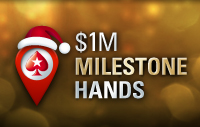 $700,000 Milestone Hands