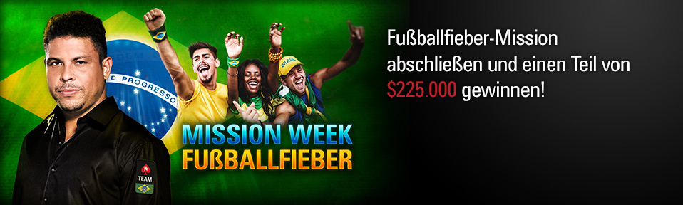 Football Fever Mission Week
