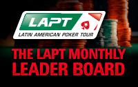 LAPT Leaderboard