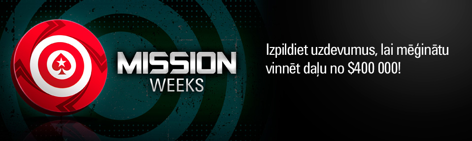 Mission Weeks