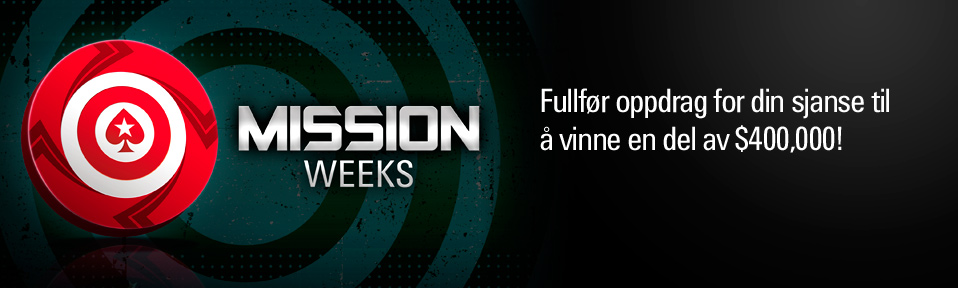 Mission Weeks