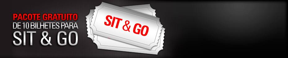 Free Sit & Go Ticket Bundle