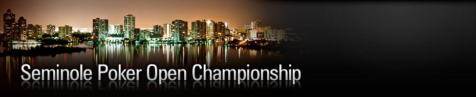Seminole Hard Rock Poker Open Championship
