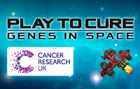 Play Genes in Space and help cure cancer