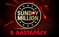 Sunday Millioni 9. aastapäeva