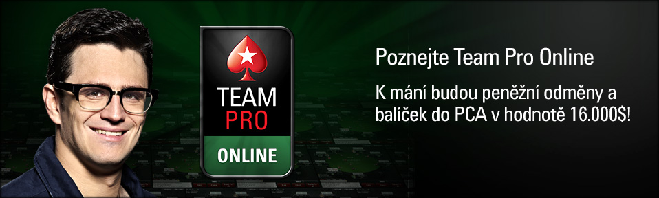 Team Pro Online Week