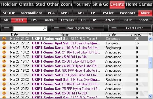 UKIPT Satellites