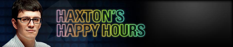 Haxton's Happy Hours