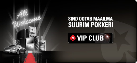 PokerStarsi VIP klubi