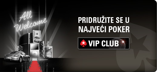 PokerStars VIP klub