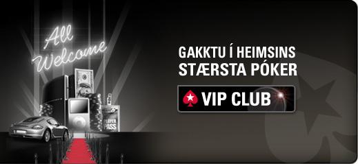 VIP-Klúbbur PokerStars