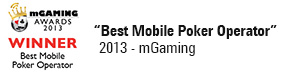 Best Mobile Pokersite 2013