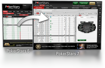 pokerstars update problem