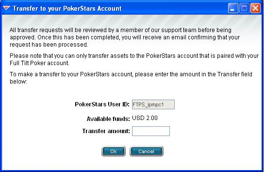 support pokerstars com