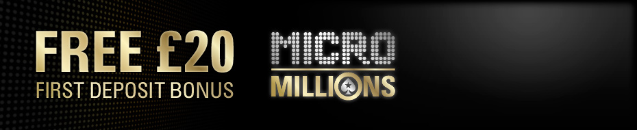 MicroMillions Deposit Offer Bonus