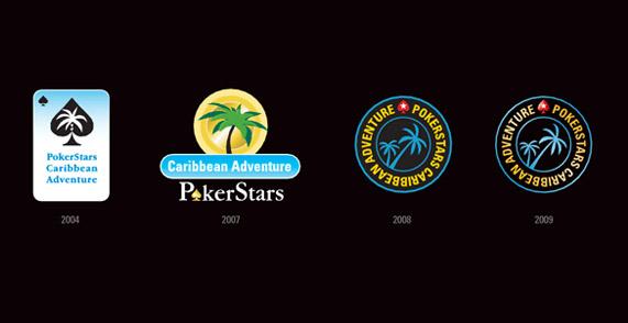 PokerStars Caribbean Aventure Logos