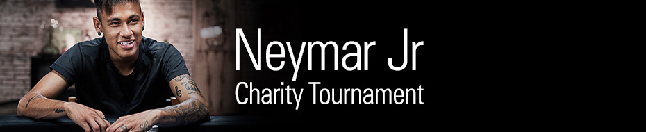 Neymar Jr Charity Home Game