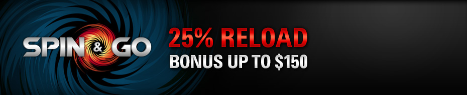 Poker Reload Bonus