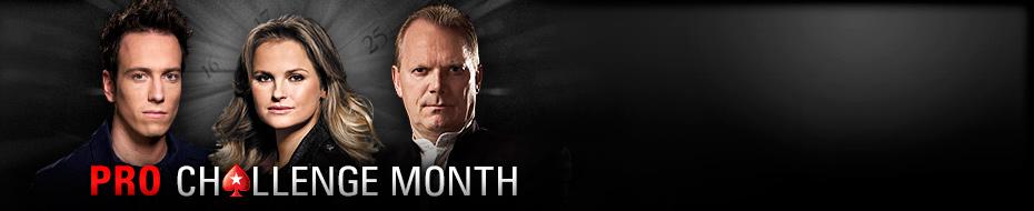 Pro Challenge Month