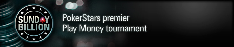 PokerStars Sunday Billion