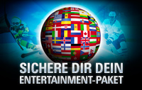 Claim Your Free Entertainment Pack
