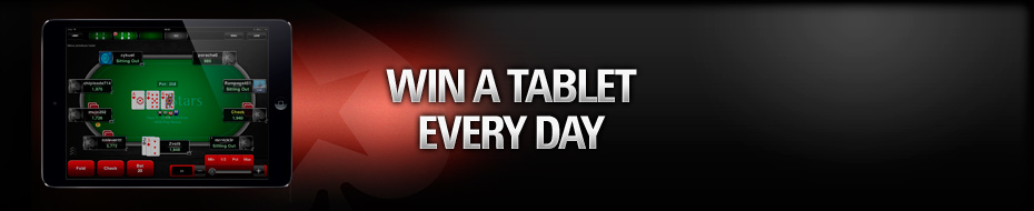 Win a Tablet Every Day