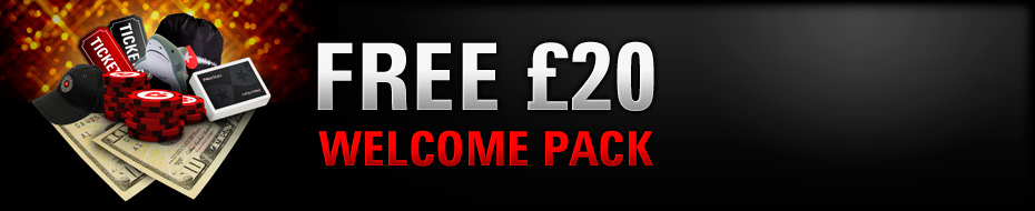 Free £20 Welcome Pack