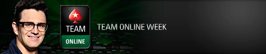 Team Online Week