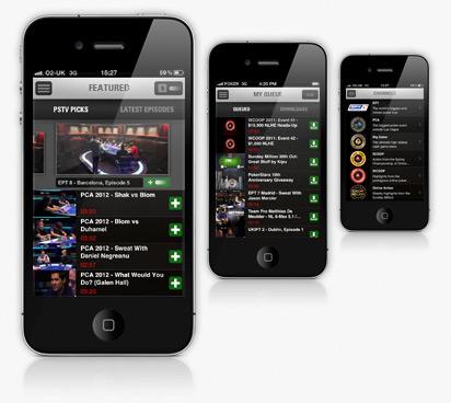 App de televisión