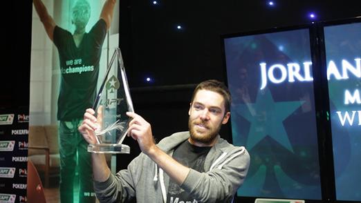 LAPT Gran Final Perú - Campeón Jordan Scott